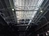Ремонт и покраска потолка в производственном цеху